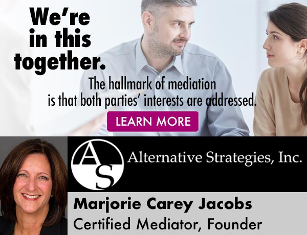 We're in this together - Alternative Strategies mediation