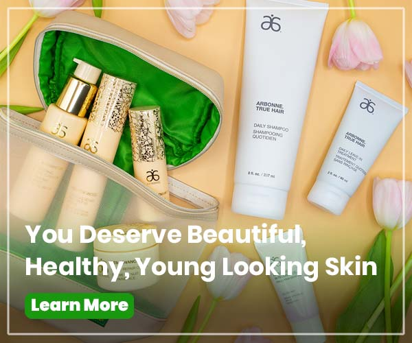 You Deserve Beautiful, Healthy, Young Looking Skin