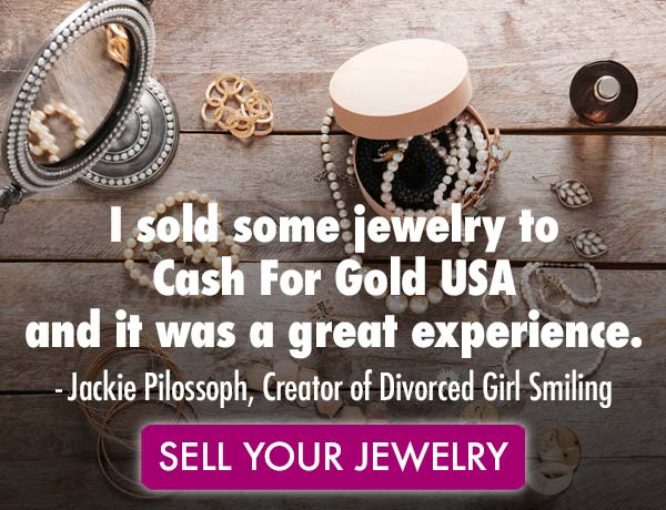 I sold some jewelry to Cash For Gold USA and it was a great experience.