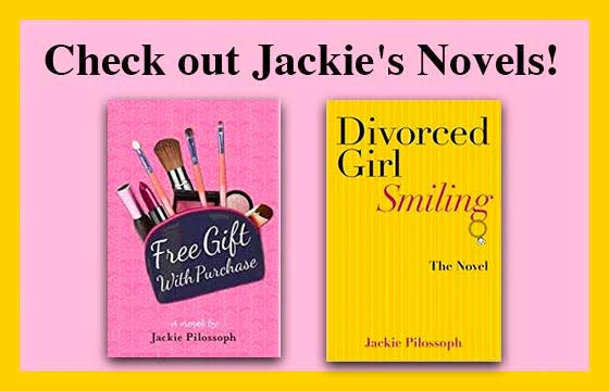 Buy novels by Jackie Pilossoph