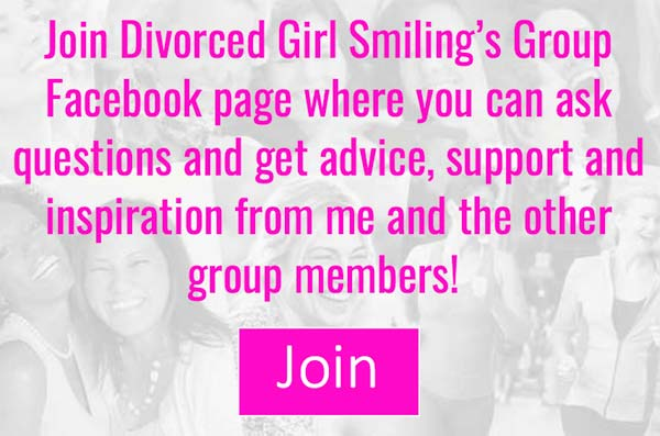 Join Divorced Girl Smiling's Group Conversation Spot