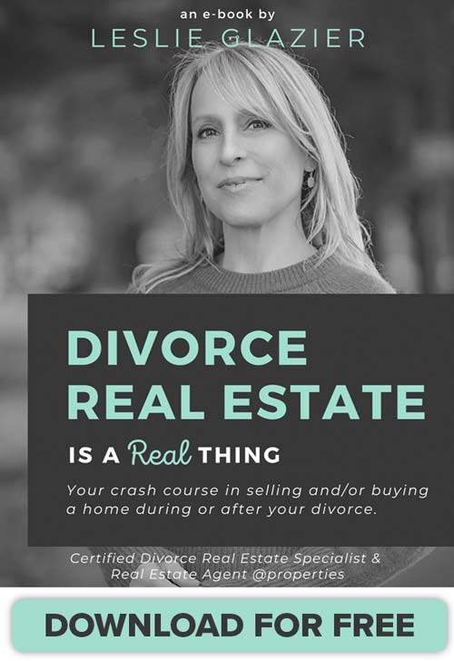 Divorce Real Estate is a Real Thing - Free Book