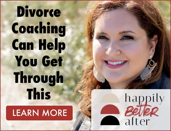 Divorce Coaching Can Help You Get Through This