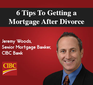 6 Tips to Getting a Mortgage After a Divorce