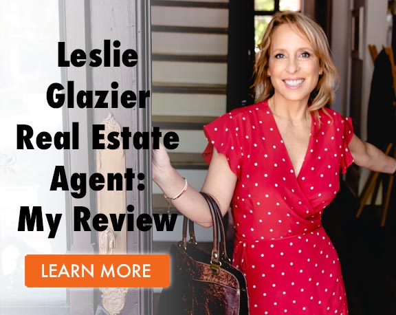 Leslie Glazier Real Estate Agent: My Review