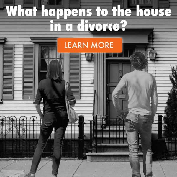 What Happens To The House In Divorce? Consider These 4 Things