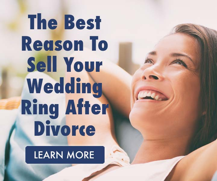The Best Reason To Sell Your Wedding Ring After Divorce