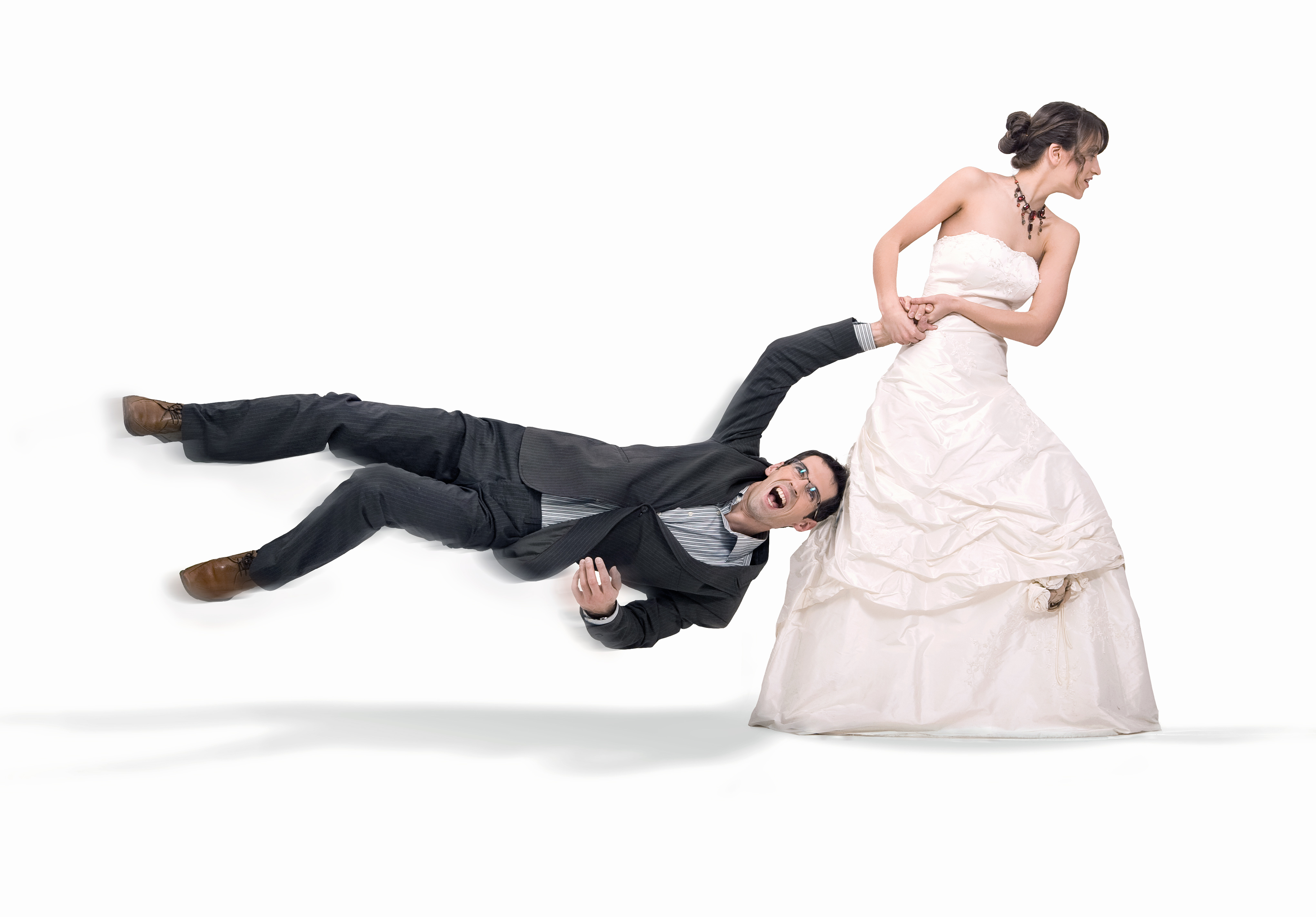 Rushing into a second marriage?