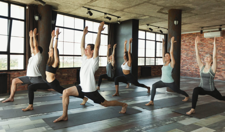 divorce and yoga