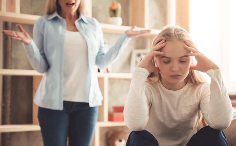 involving the kids in the divorce