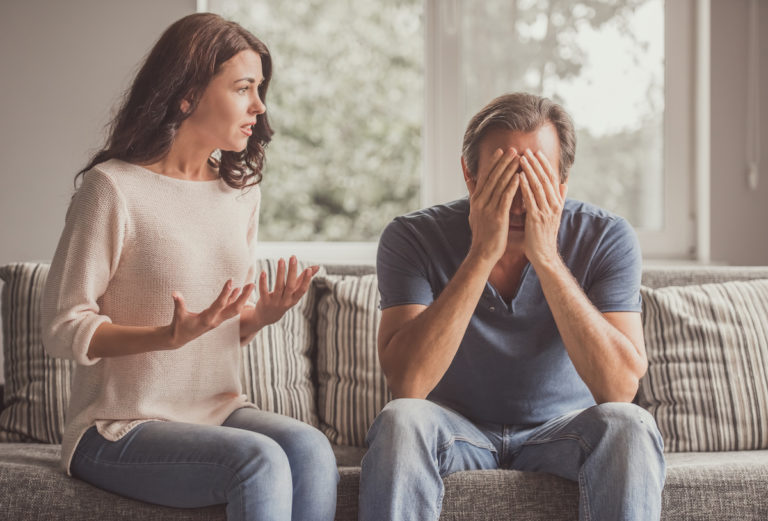 divorce and the pandemic